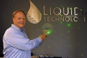 Liquidia CEO Neal Fowler says nanotech will be applied in a 'paced' manner.