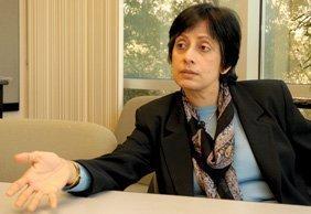 Prabha Fernandes runs Chapel Hill's Cempra Pharmaceuticals.