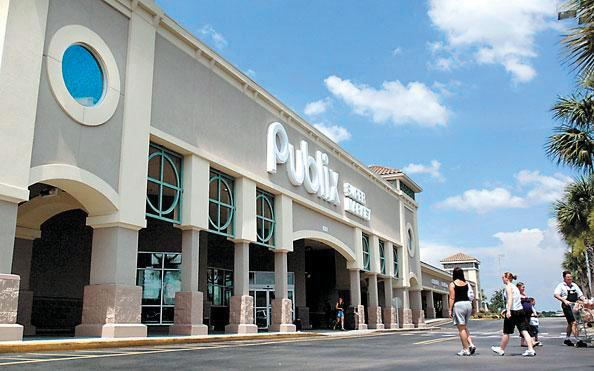 Publix has more than 1,000 stores in five southeastern states.