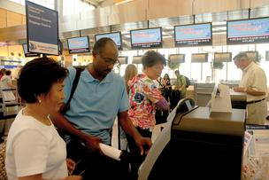 RDU passengers like for their flights to stay on schedule.