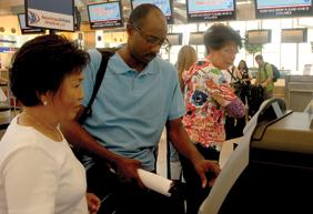 The number of passengers at RDU has grown by a small amount so far this year.
