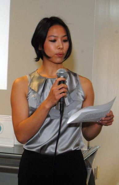 Rachael Chong presented the idea for Catchafire in Duke thesis.