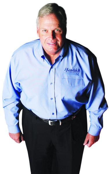 Rick Hendrick heads up Hendrick Automotive Group,  a Charlotte operator of car dealerships.