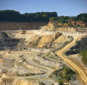 Bluegrass Materials bought four quarries in Atlanta from Lafarge North America.