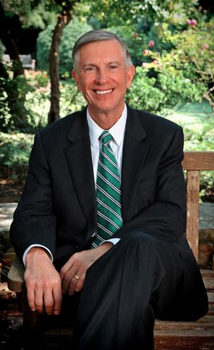 Tom Ross is president of the UNC System.