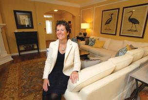 "Lennar's Trish Hanchette says multi-generational options are ""a runaway success."""