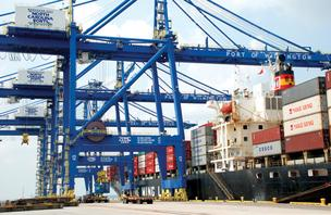 North Carolina's two commercial ports are in Wilmington and Morehead City.