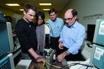 Propelled by $4M grant, prof hones in on faster computers