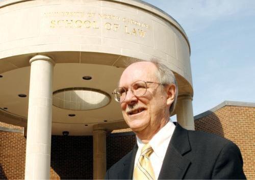 UNC Law School Dean Jack Boger