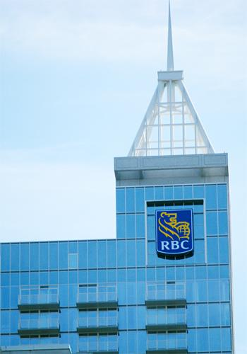 RBC's U.S. headquarters is based in Raleigh.