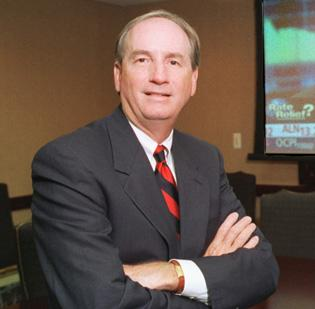 Paragon CEO Bob Hatley has a long background in retail banking.