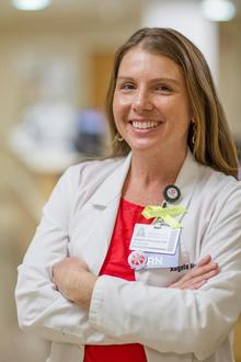 Angela Newman, MSN, RN, CMSRN