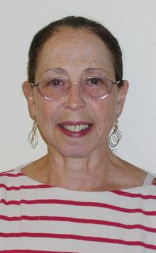 photo of Sharon Borchardt