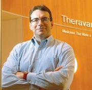 Vibativ (photo of Theravance CEO Rick Winningham)  Theravance Inc. (NASDAQ: THRX) of South San Francisco.For: Hospital-acquired pneumonia.FDA decision date: Jan. 11.