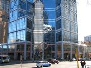 The 701 Building in Minneapolis will soon display an AdvisorNet Financial monument sign at street level as a result of that company moving its headquarters there.