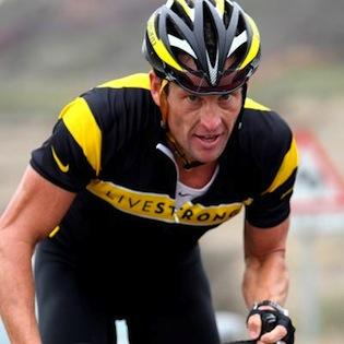 """There comes a point in every man's life when he has to say, 'Enough is enough,'"" Lance Armstrong said in a statement announcing his plan not to appeal doping charges levied by the U.S. Anti-Doping Agency."