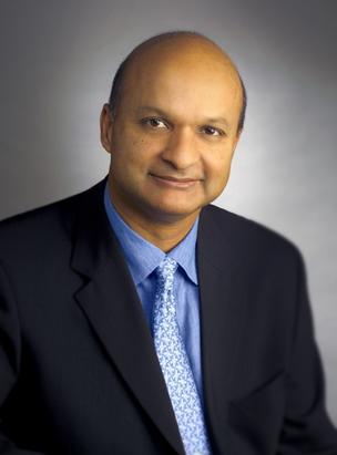 Omar Ishrak, CEO of Medtronic