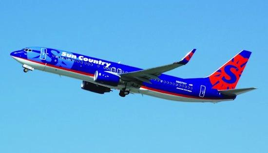 Sun Country Airlines will start non-stop flights to Chicago's Midway Airport in July.