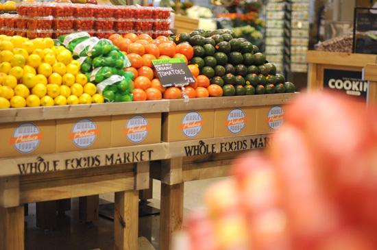 Whole Foods is moving its store to 22nd Street and Pennsylvania Avenue from a site about a block away. The new store will be part of a mixed-use project by Toll Brothers and Neal Rodin.
