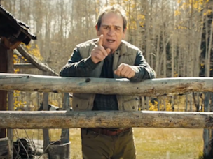 Ameriprise Financial is launching another ad campaign featuring Tommy Lee Jones this weekend.