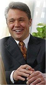 Crown Bank CEO Peter Dahl