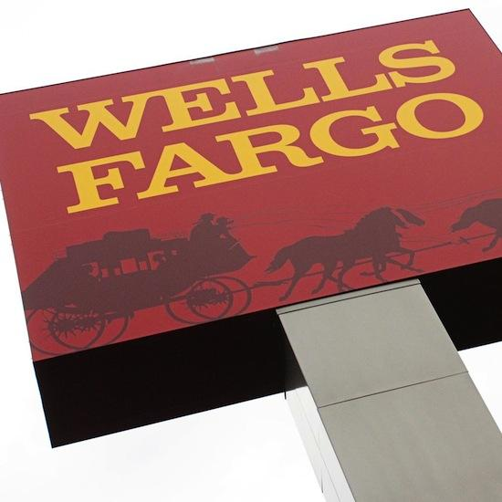 Wells Fargo & Co. announced it will cut 55 jobs at its Irving office by the end of October.