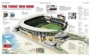 """Eric Johnson, Graphics: """"The Twins New Home"""""""