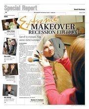 """Derek Thomson, Page design: """"Extreme makeover"""""""
