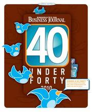 "Derek Thomson, Art and illustration: ""40 Under Forty"""