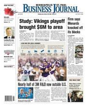 """Eric Johnson, Front page design: """"April 30 Page One"""""""