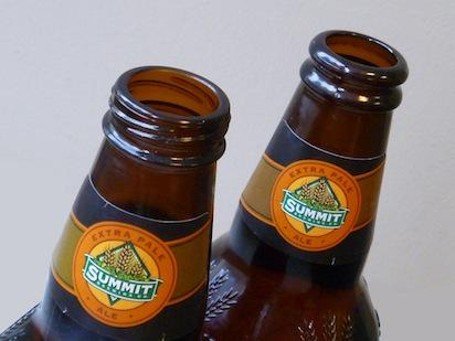St. Paul-based Summit Brewing Co. has 15 brands of beer registered with the Minnesota Department of Public Safety.