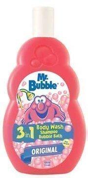 A more recent vintage of Mr. Bubble.