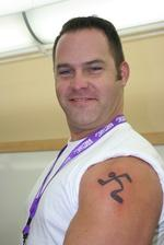 Anytime Fitness fans show their passion with tattoos