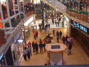 Mall of America shortly after midnight on Black Friday.