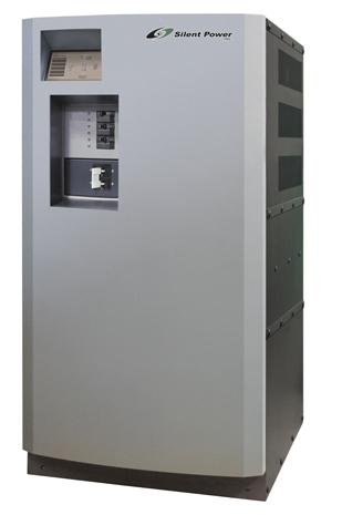 Silent Power's OnDemand system (above) helps utilities store energy.