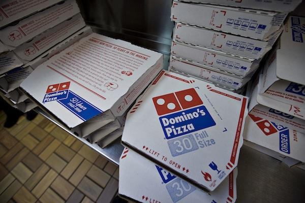 Domino's plans to hire more than 200 across the Baltimore area.