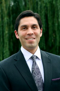 Cargill lawyer and Hispanic National Bar Association National President Peter Reyes Jr.
