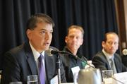 Panelist Ken DeCubellis,CEO of Black Ridge Oil and Gas.