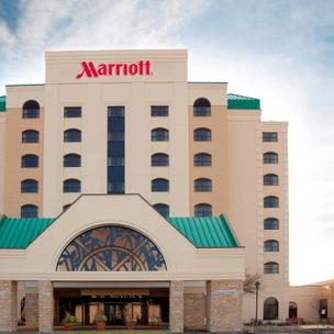 The Northland Inn and Conference Center in Brooklyn Park changed its name Wednesday to Minneapolis Marriott Northwest.
