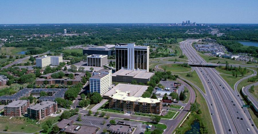 Wells Fargo Tripling Space At Twin Cities Office Complex