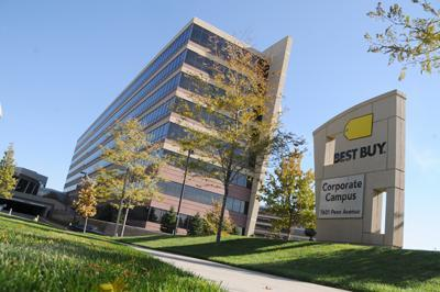 Best Buy's corporate headquarters in Richfield