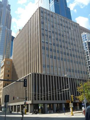 The 510 Marquette building in Minneapolis