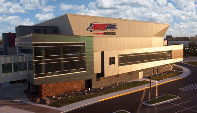 SJA was the architect-of-record for the $60 million Amsoil Arena in Duluth. It collaborated with HOK as design architects.