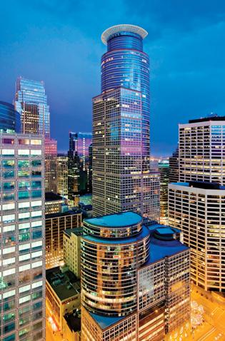 Capella Tower in Minneapolis