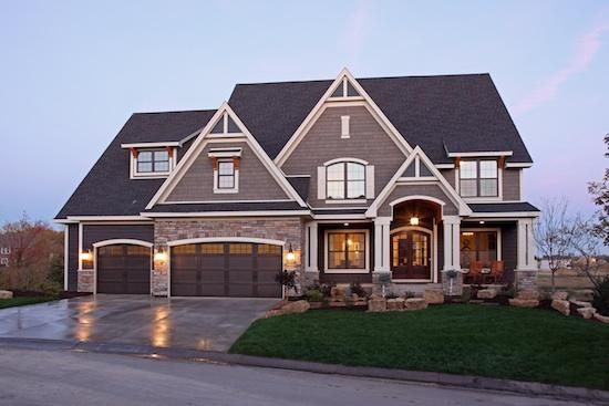 An example of a home built by Gonyea Homes, which was named 2012 Builder of the Year by the Builders Association of the Twin Cities.