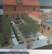 Icehouse Court in Minneapolis