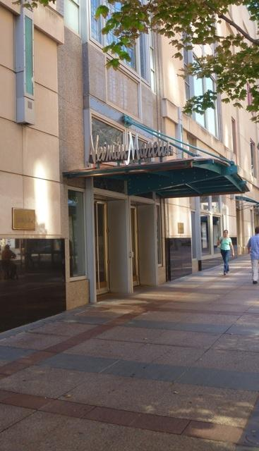 The Neiman Marcus store in downtown Minneapolis has given notice to its landlord that it will close in the summer of 2013.