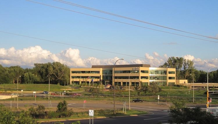 HCMC has picked a vacant development site immediately east (on left) of Syngenta's building for a new specialty clinic.
