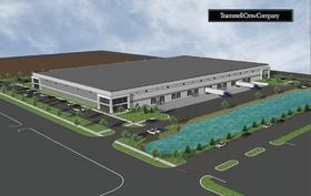 Trammell Crow Co. plans to develop a 185,000-square-foot industrial building at a site in Roseville near the intersection of Interstate 35W and Highway 280.