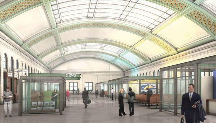 Jones Lang LaSalle has been picked to handle leasing and property management for the Union Depot in St. Paul.